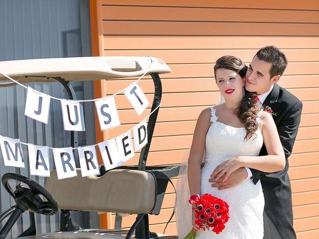 La boda de Jose y Rebeca en Catral, Alicante 10