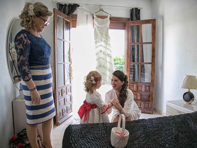 La boda de Jose y Rebeca en Catral, Alicante 20