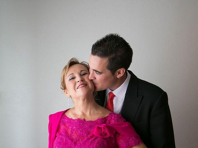 La boda de Jose y Rebeca en Catral, Alicante 22