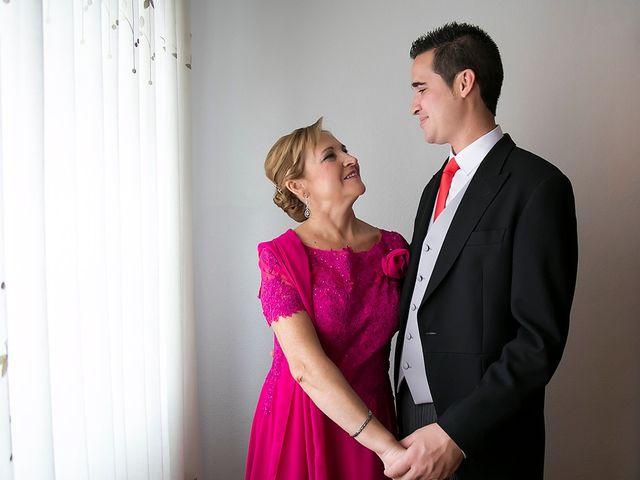 La boda de Jose y Rebeca en Catral, Alicante 23
