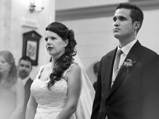 La boda de Jose y Rebeca en Catral, Alicante 25