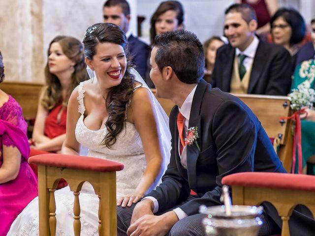 La boda de Jose y Rebeca en Catral, Alicante 26