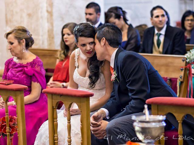 La boda de Jose y Rebeca en Catral, Alicante 27