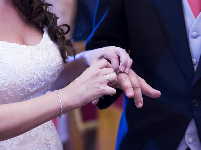 La boda de Jose y Rebeca en Catral, Alicante 28
