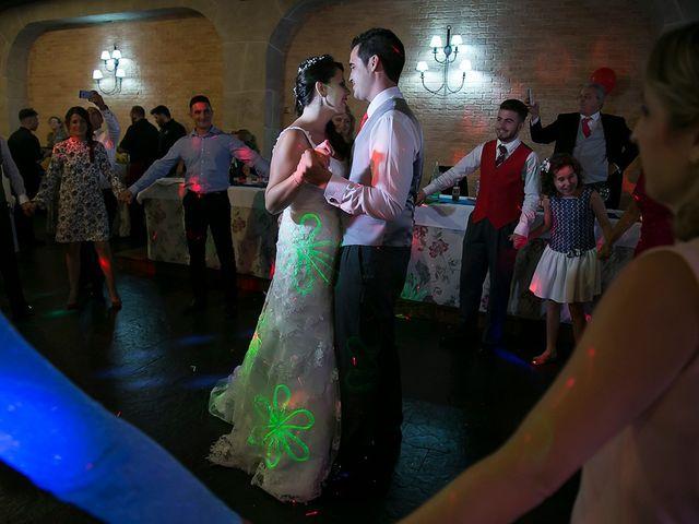 La boda de Jose y Rebeca en Catral, Alicante 31