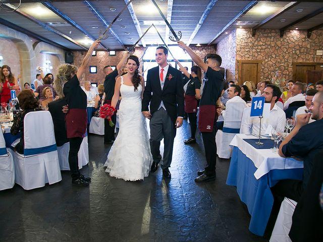 La boda de Jose y Rebeca en Catral, Alicante 32