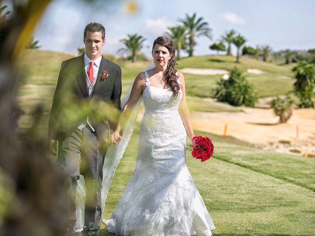 La boda de Jose y Rebeca en Catral, Alicante 34
