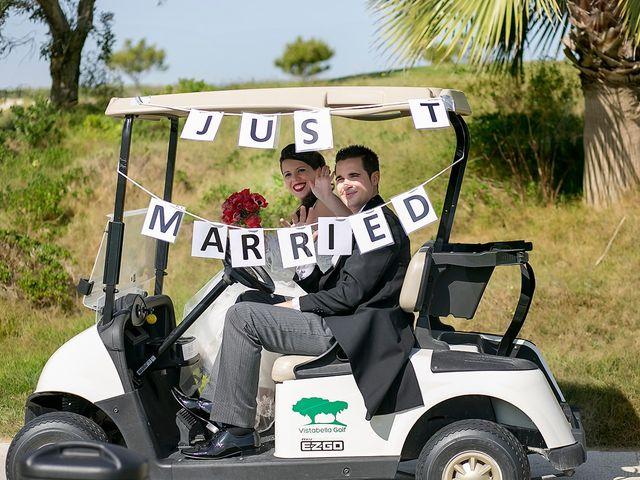 La boda de Jose y Rebeca en Catral, Alicante 35