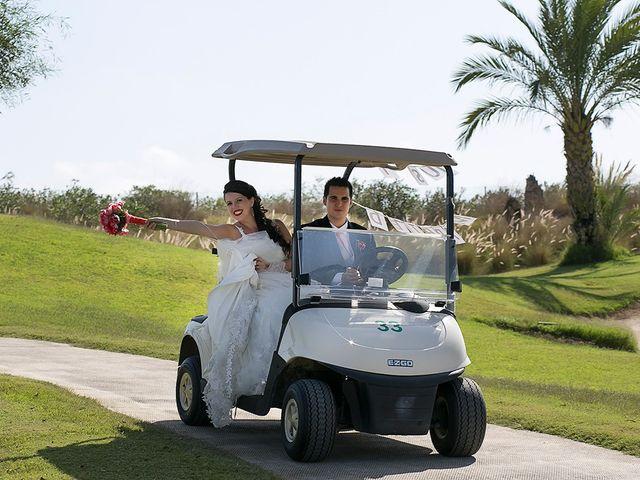 La boda de Jose y Rebeca en Catral, Alicante 37