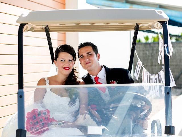 La boda de Jose y Rebeca en Catral, Alicante 38