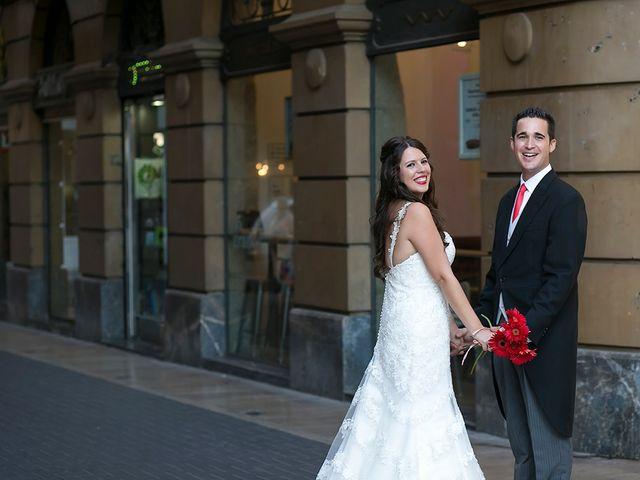 La boda de Jose y Rebeca en Catral, Alicante 40