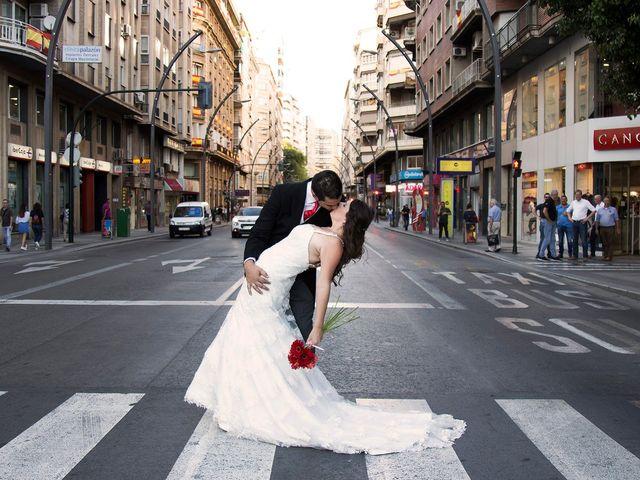 La boda de Jose y Rebeca en Catral, Alicante 41
