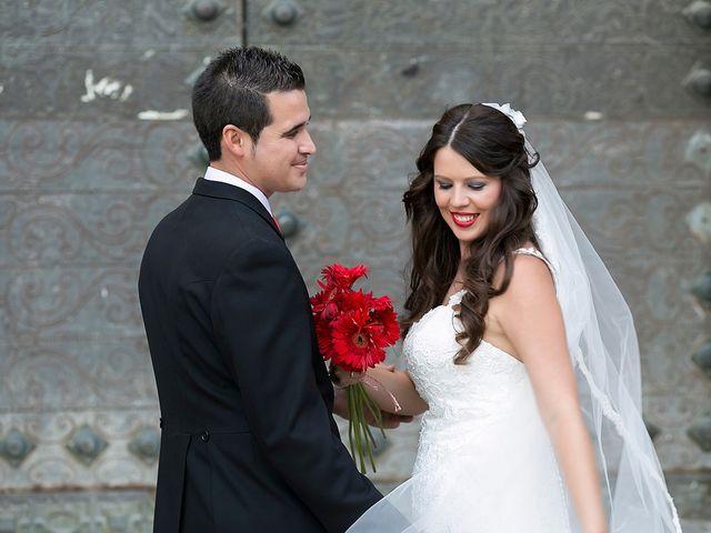 La boda de Jose y Rebeca en Catral, Alicante 42