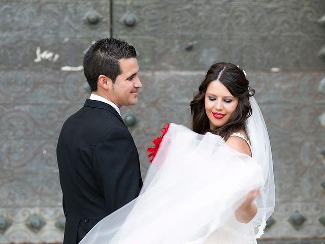 La boda de Jose y Rebeca en Catral, Alicante 44