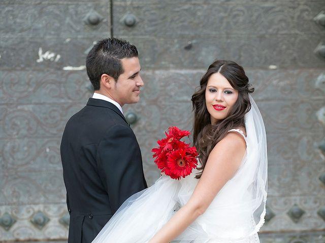 La boda de Jose y Rebeca en Catral, Alicante 45