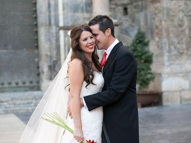 La boda de Jose y Rebeca en Catral, Alicante 46