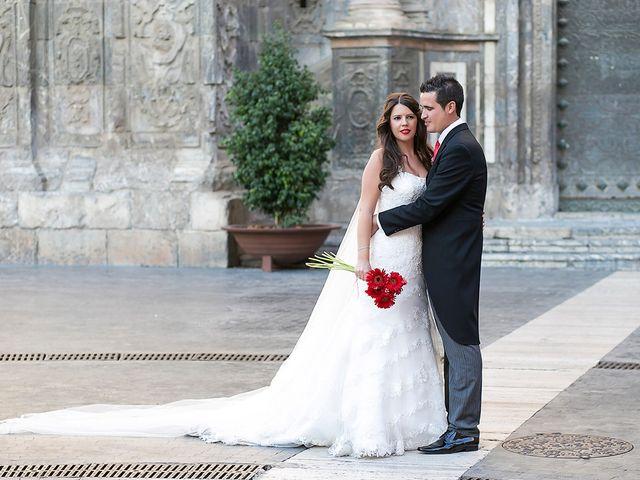 La boda de Jose y Rebeca en Catral, Alicante 47