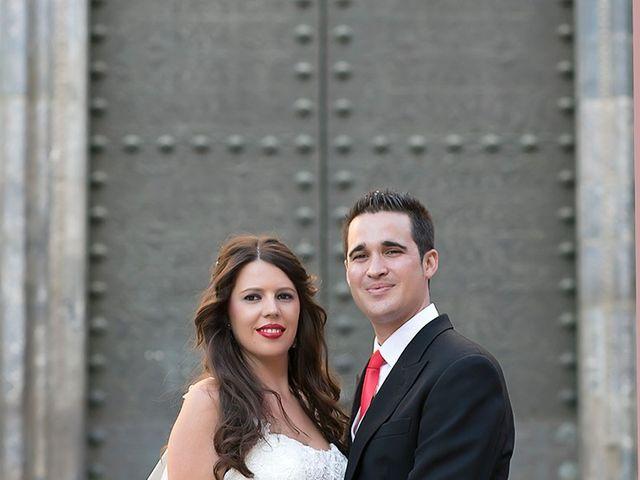 La boda de Jose y Rebeca en Catral, Alicante 48