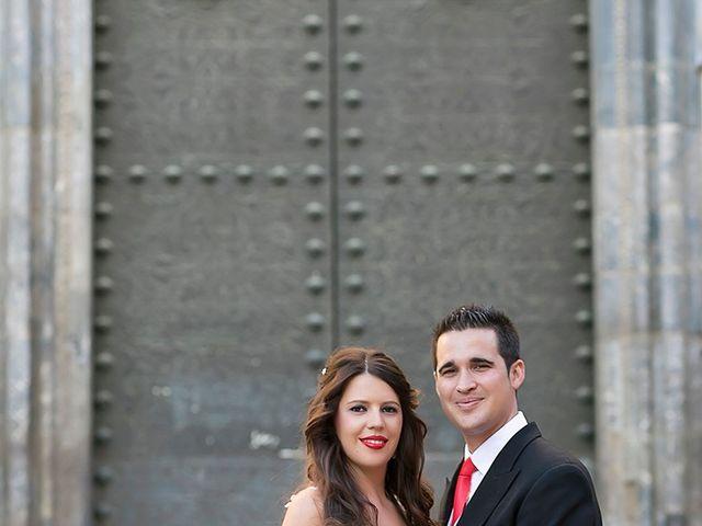 La boda de Jose y Rebeca en Catral, Alicante 50