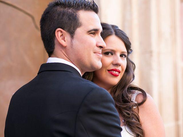 La boda de Jose y Rebeca en Catral, Alicante 51