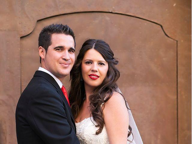 La boda de Jose y Rebeca en Catral, Alicante 52