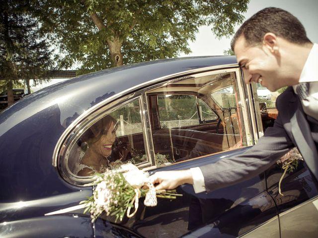 La boda de Raúl y Miriam en Santa Gadea Del Cid, Burgos 12