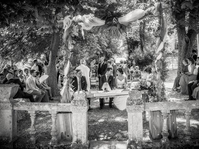 La boda de Raúl y Miriam en Santa Gadea Del Cid, Burgos 17