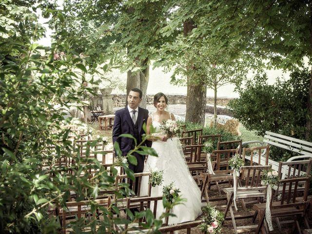 La boda de Raúl y Miriam en Santa Gadea Del Cid, Burgos 21