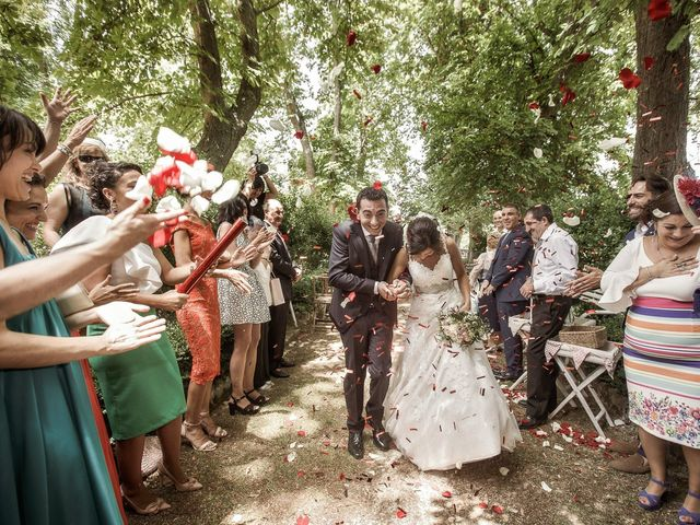 La boda de Raúl y Miriam en Santa Gadea Del Cid, Burgos 22