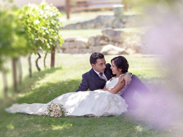 La boda de Raúl y Miriam en Santa Gadea Del Cid, Burgos 25