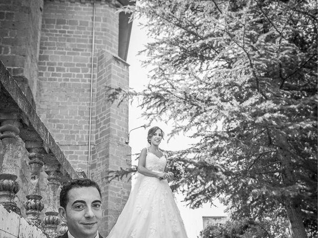 La boda de Raúl y Miriam en Santa Gadea Del Cid, Burgos 29