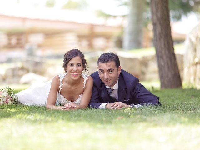 La boda de Raúl y Miriam en Santa Gadea Del Cid, Burgos 32