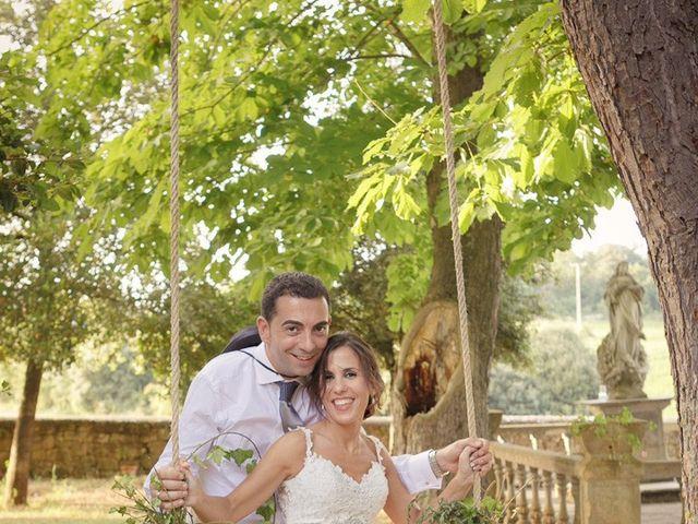 La boda de Raúl y Miriam en Santa Gadea Del Cid, Burgos 38