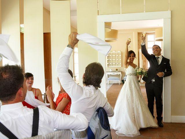 La boda de Raúl y Miriam en Santa Gadea Del Cid, Burgos 41