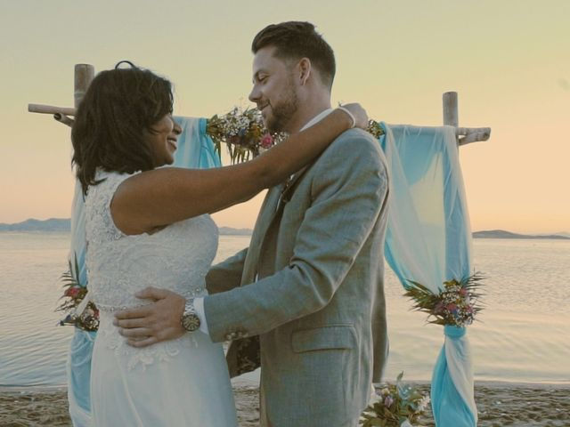La boda de Serge y Amelia en La Manga Del Mar Menor, Murcia 7