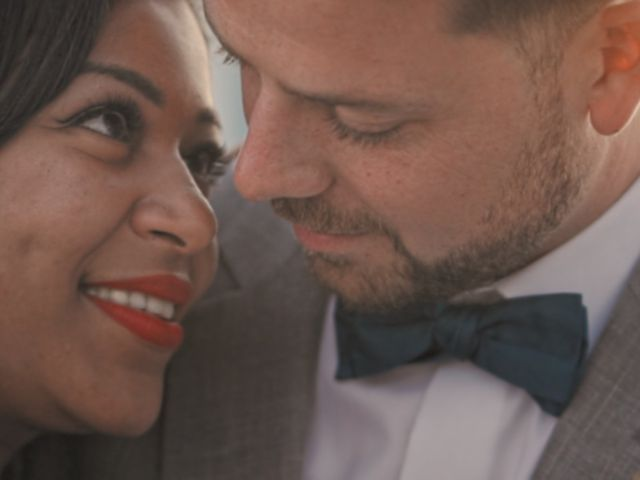 La boda de Serge y Amelia en La Manga Del Mar Menor, Murcia 8