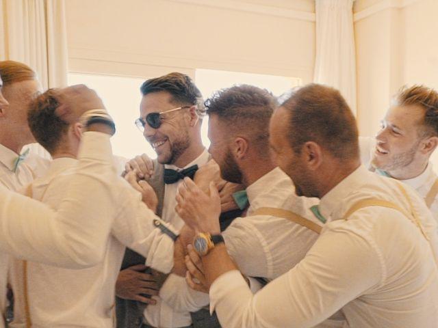 La boda de Serge y Amelia en La Manga Del Mar Menor, Murcia 12