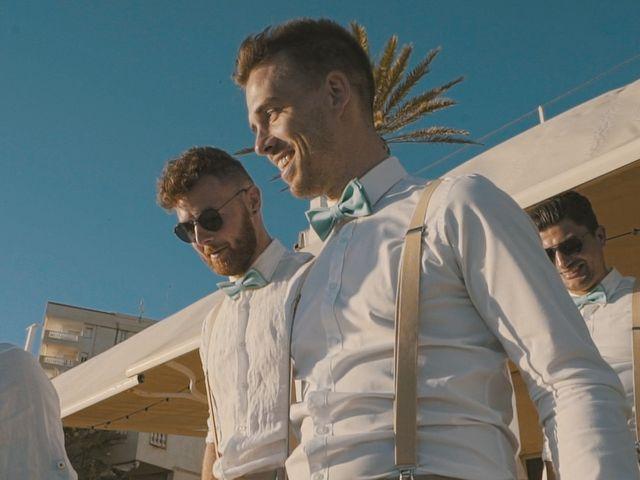 La boda de Serge y Amelia en La Manga Del Mar Menor, Murcia 13