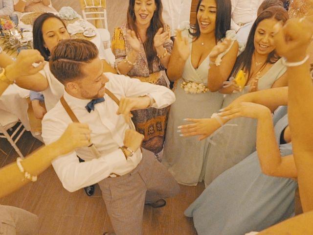 La boda de Serge y Amelia en La Manga Del Mar Menor, Murcia 15