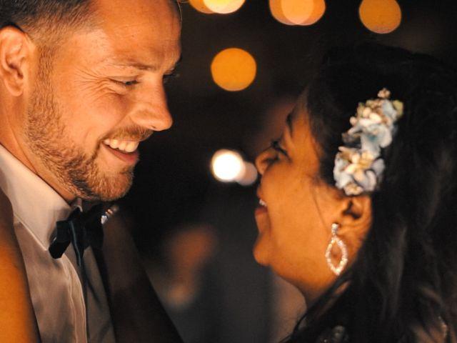 La boda de Serge y Amelia en La Manga Del Mar Menor, Murcia 16