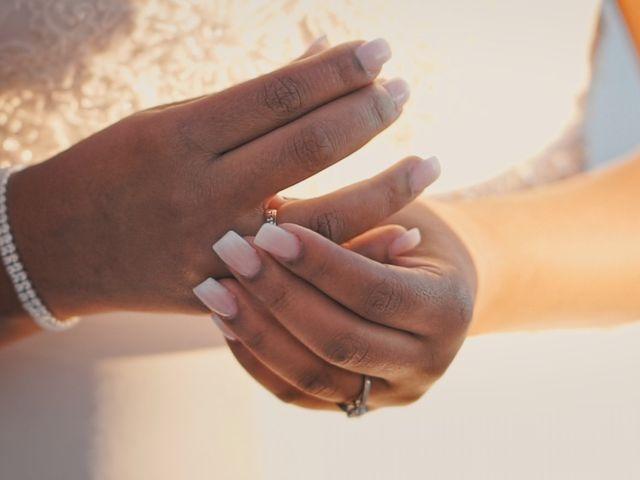 La boda de Serge y Amelia en La Manga Del Mar Menor, Murcia 17