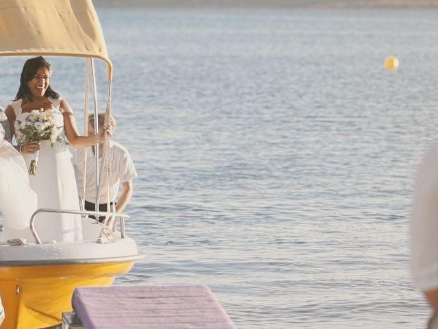 La boda de Serge y Amelia en La Manga Del Mar Menor, Murcia 23