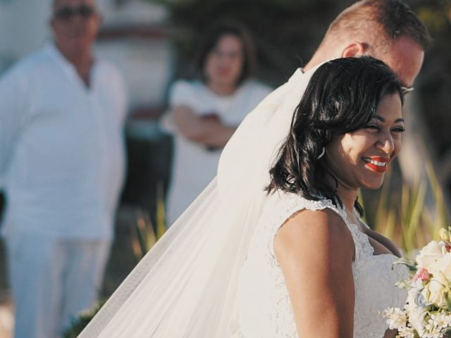 La boda de Serge y Amelia en La Manga Del Mar Menor, Murcia 24
