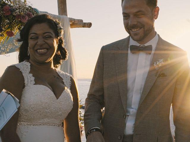 La boda de Serge y Amelia en La Manga Del Mar Menor, Murcia 26