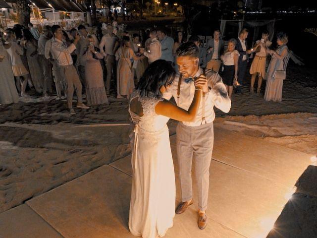 La boda de Serge y Amelia en La Manga Del Mar Menor, Murcia 27