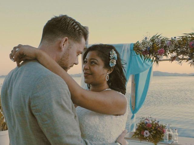 La boda de Serge y Amelia en La Manga Del Mar Menor, Murcia 28