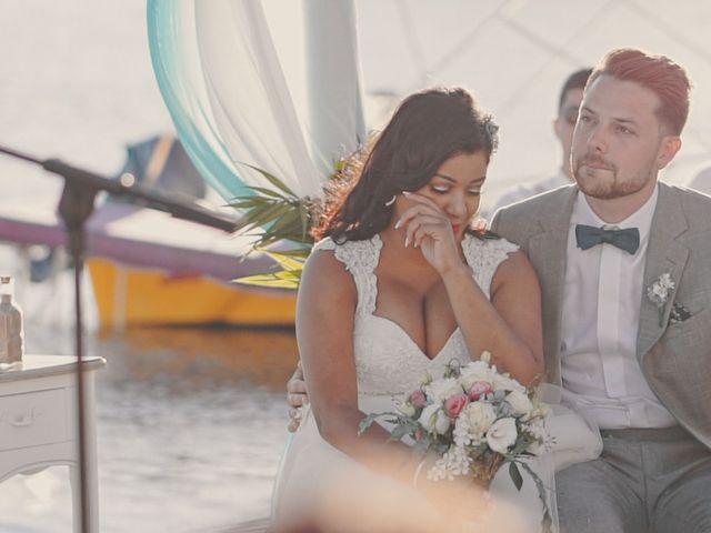 La boda de Serge y Amelia en La Manga Del Mar Menor, Murcia 29