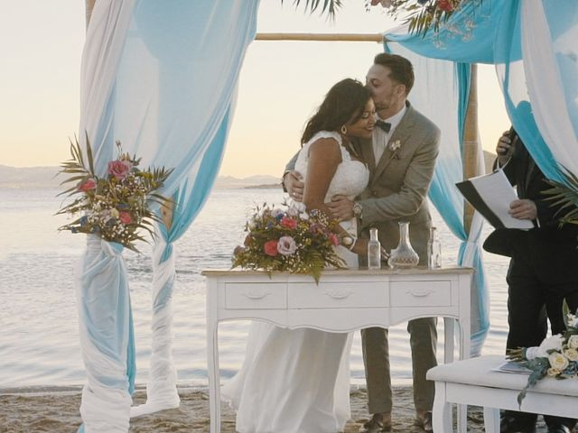 La boda de Serge y Amelia en La Manga Del Mar Menor, Murcia 37