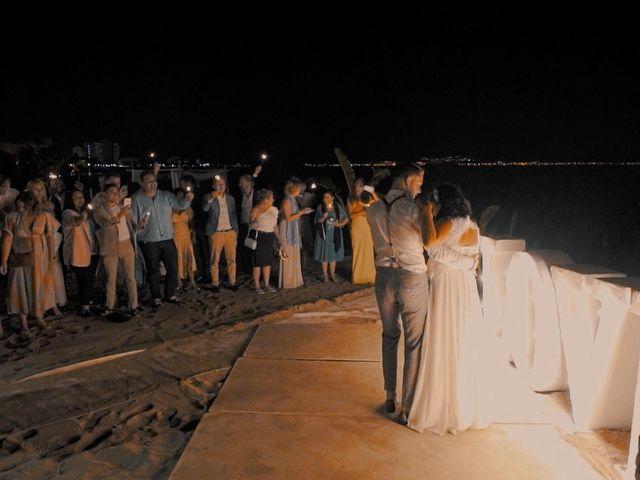La boda de Serge y Amelia en La Manga Del Mar Menor, Murcia 42