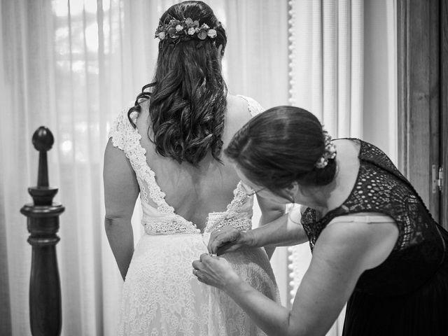 La boda de Óscar y Montse en Laracha (Laracha), A Coruña 6